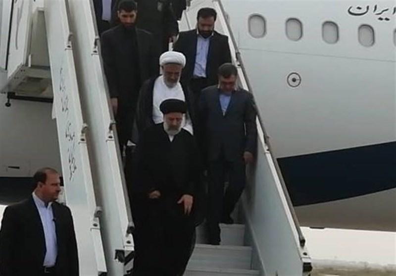 رئیس قوه قضائیه وارد فرودگاه بوشهر شد