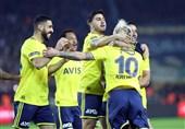 جام حذفی ترکیه| پیروزی فنرباغچه در روز نیمکتنشینی صیادمنش