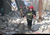 آتشسوزی هتل اطراف حرم رضوی اطفاء شد