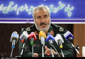 فرمانده سپاه استان اردبیل: سپاه و بسیج در کنار دستگاههای اجرایی برای مقابله با ویروس کرونا تلاش میکند