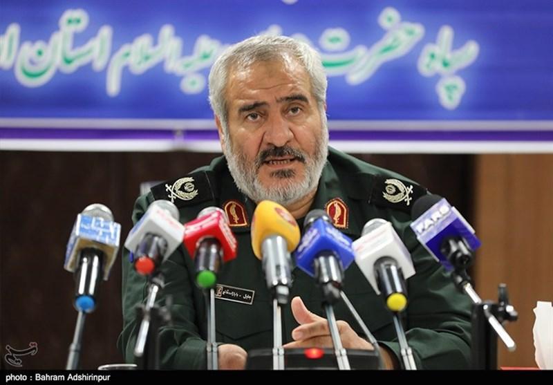 فرمانده سپاه استان اردبیل: آحاد مختلف مردم در مقابله با بیماری کرونا مشارکت دارند