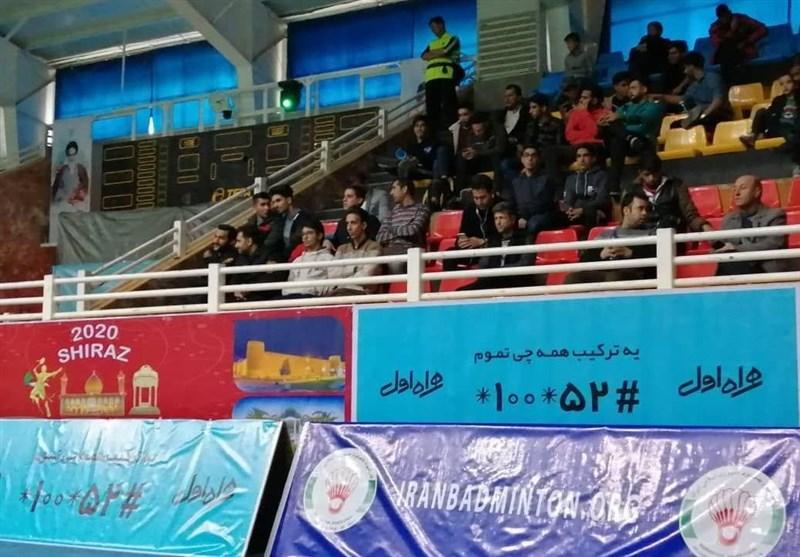 «همراه اول» حامی مسابقات بین المللی بدمینتون جام فجر