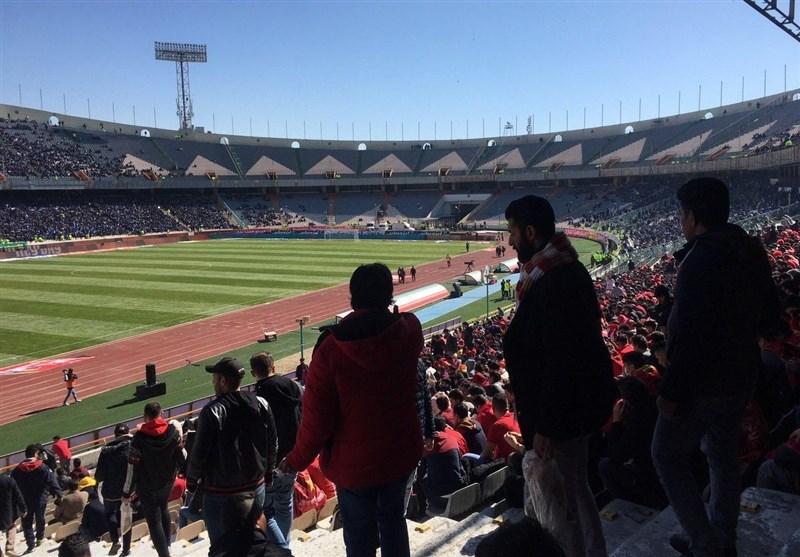 حاشیه دربی 91  سرگردانی هواداران و عدم استقبال از حضور اسکوچیچ در تیم ملی