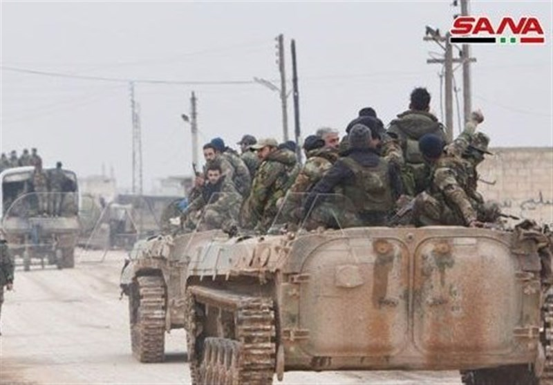 Syria Army Retakes Key Area in Idlib