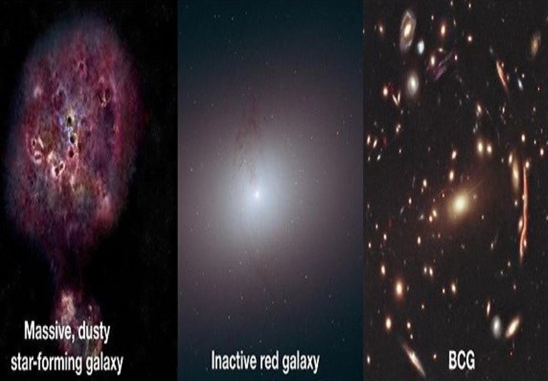 Monster Galaxy Found That Grew Rapidly, Died Suddenly 12bln Years Ago