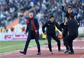گلمحمدی: گل دوم استقلال جای سؤال بزرگی برای من است/ آنها اتوبوسی دفاع میکردند