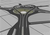 چرا احداث پروژه تقاطع غیرهمسطح میدان دانشگاه اهواز متوقف شد؟