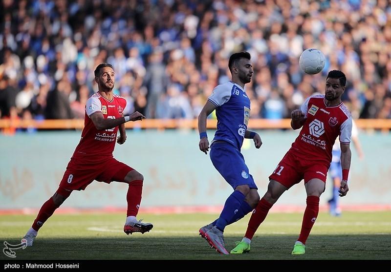 اکبرپور: حریفان استقلال بازی را از بیرون زمین شروع میکنند/ تیمِ مجیدی فنیترین تیم ایران است