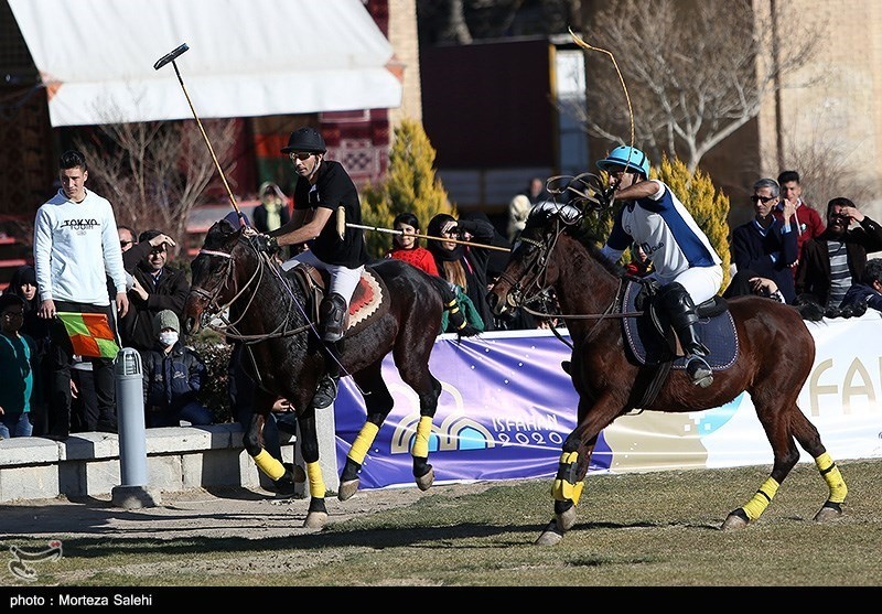 مسابقات چوگان -اصفهان