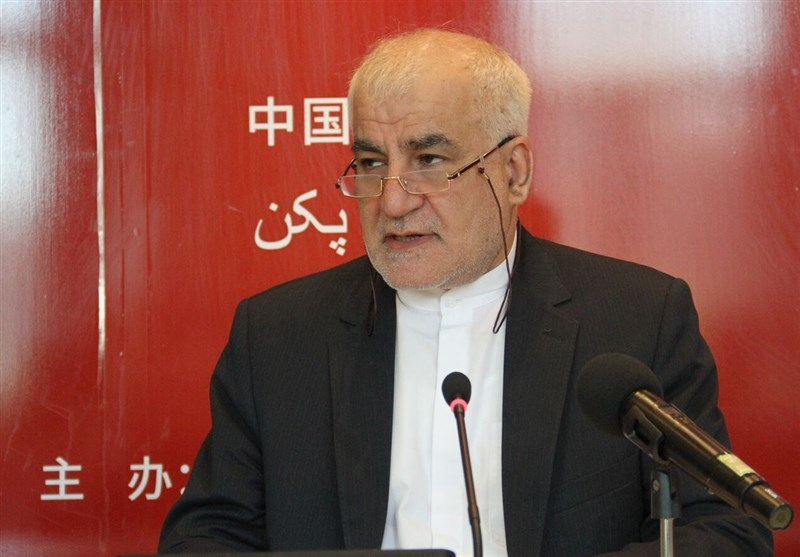 Envoy Vows Continued Support for Iranians in China amid Coronavirus Crisis