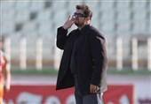 افاضلی: خطر سقوط به لیگ دسته اول را احساس نمیکنم/ کار سخت همیشه نصیب من میشود