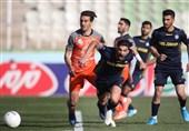 لیگ برتر فوتبال| تساوی یک نیمهای سایپا و پارس جنوبی