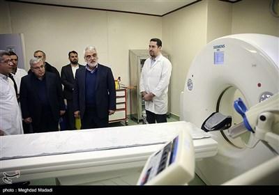 افتتاح بخشهای جدید درمانی بیمارستان فرهیختگان