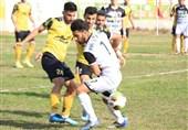 لیگ دسته اول فوتبال| تداوم صدرنشینی مس رفسنجان و شکست سنگین فجر در سیرجان/ خوشه طلایی به رده دوم رسید