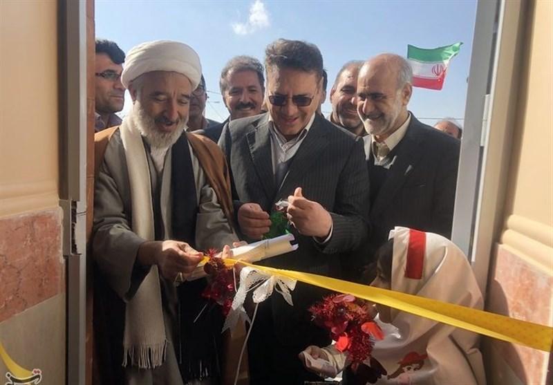 4 مدرسه در مناطق سیلزده لرستان توسط بانک پاسارگاد افتتاح شد
