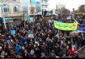حضور گسترده در راهپیمایی 22 بهمن، حمایت از نظام و وحدت ملی را به گوش جهانیان میرساند