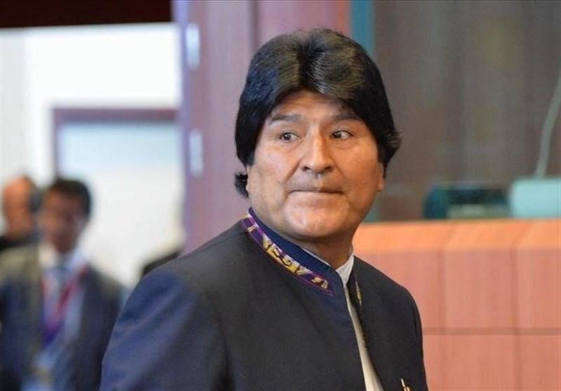 اوو مورالس: اراده مردم بولیوی تحمیل شد