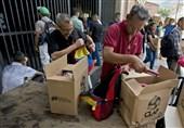 ونزوئلا سازوکار ارتباطی برای توزیع غذا راه اندازی کرد