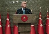 اردوغان: پس از تماس با مرکل، ماکرون و پوتین نقشه راه ترکیه را مشخص کردیم