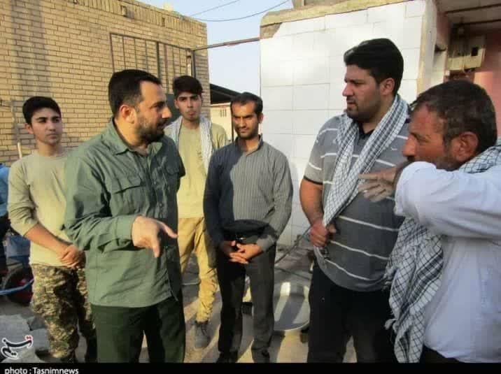خشت همدلی گروههای جهادی در مناطق سیلزده لرستان و خوزستان 5
