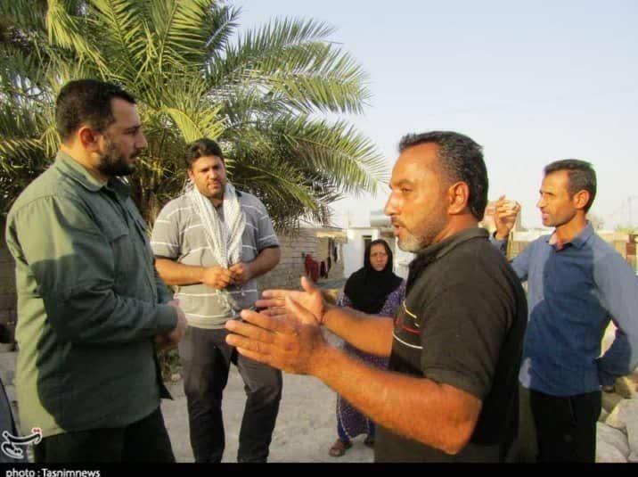 خشت همدلی گروههای جهادی در مناطق سیلزده لرستان و خوزستان 4
