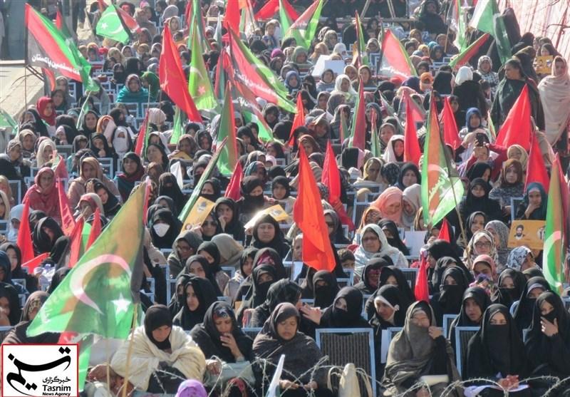 پاکستان؛ شہید قاسم سلیمانی کا چہلم عقیدت و احترام سے منایا گیا+ تصاویر