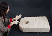 کشف لنگر 3500 ساله مصری در سواحل فلسطین اشغالی + عکس