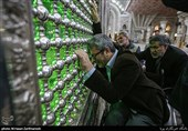 تجدید میثاق جانبازان با آرمانهای امام خمینی(ره)