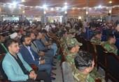 عراق| برگزاری مراسم سالگرد پیروزی انقلاب و اربعین شهدای مقاومت+تصاویر