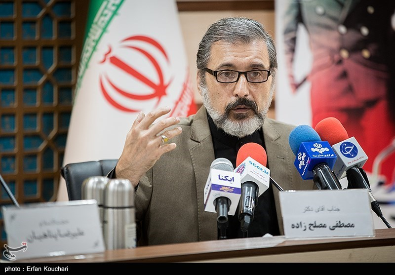 سخنرانی مصطفی مصلح زاده سفیر سابق ایران در اردن در نشست بازخوانی ابعاد مکتب شهید قاسم سلیمانی