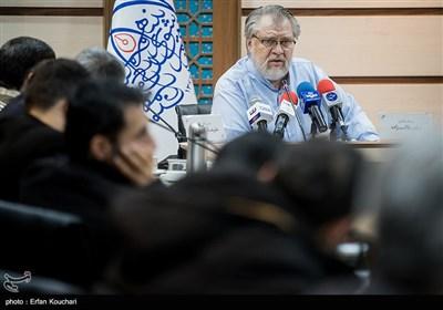 سخنرانی نادر طالب زاده مستندساز در نشست بازخوانی ابعاد مکتب شهید قاسم سلیمانی