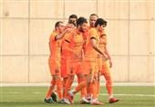 لیگ دسته اول فوتبال| برتری بادران مقابل قشقایی در یک بازی پرگل