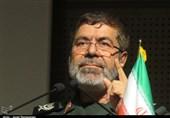 المتحدث باسم الحرس الثوری: لقد تلقى الأمریکیون والصهاینة رسالة المناورات بشکل جید