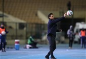 Esteghlal Coach Majidi Not Satisfied with Draw