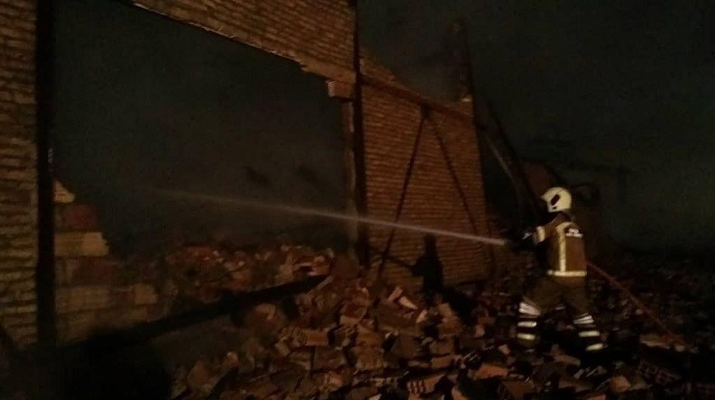 آتشنشانی , سازمان آتشنشانی تهران , آتشسوزی ,