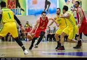 خانه بسکتبال کردستان مقابل مهمان کرمانشاهی به پیروزی رسید