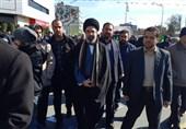 حضور فرزندان رهبر انقلاب در راهپیمایی 22 بهمن+ عکس