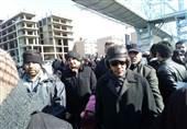 حضور سرلشکر باقری در راهپیمایی 22 بهمن + عکس
