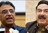 وزیر راه آهن پاکستان به دادگاه احضار شد