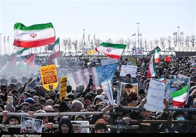 41st Anniversary of Islamic Revolution Celebrated Across Iran
