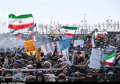 41st Anniversary of Islamic Revolution Celebrated Across Iran