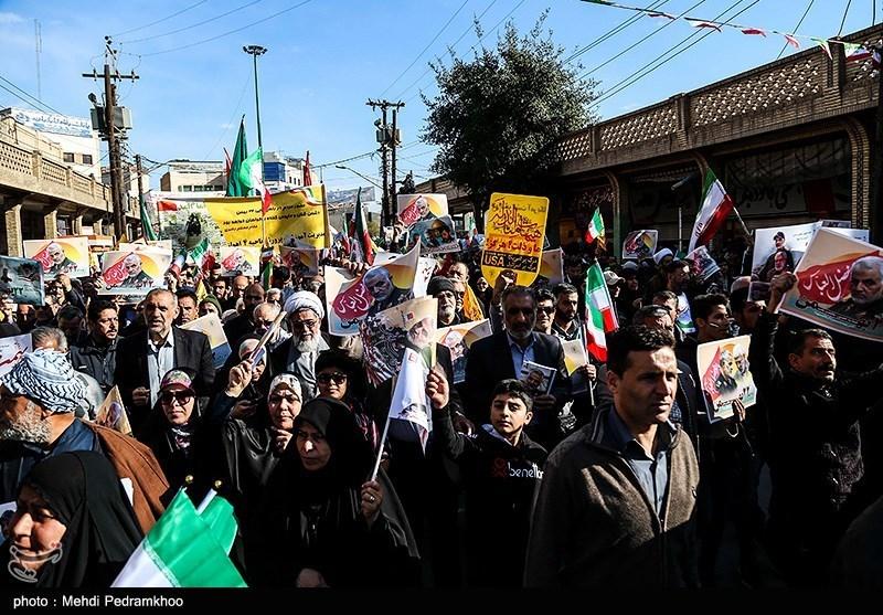 Ahvaz rallies