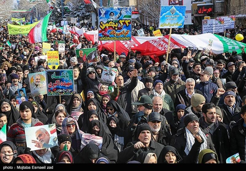 Urmia rallies