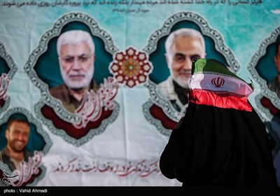 راهپیمایی 22 بهمن در تهران (3)