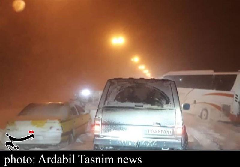 آزادراه قزوین-رشت تا 2 ساعت آینده بازگشایی می شود
