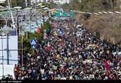 گزارش| جلوهای تماشایی از  یومالله 22 بهمن در ایران اسلامی / حماسه عزت و اقتدار ایرانیان در جشن چهل و یک سالگی انقلاب + فیلم
