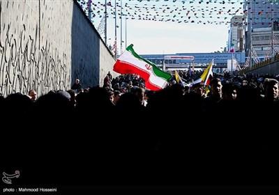 راهپیمایی 22 بهمن در تهران (5)