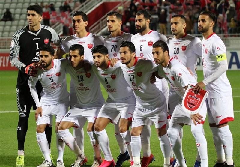 لیگ قهرمانان آسیا| اعلام ترکیب پرسپولیس برای دیدار با الشارجه
