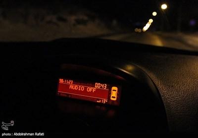 همدان منفی 16 درجه