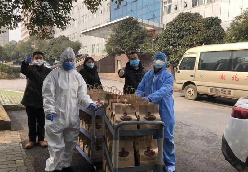 ویروس کرونا , کشور چین ,